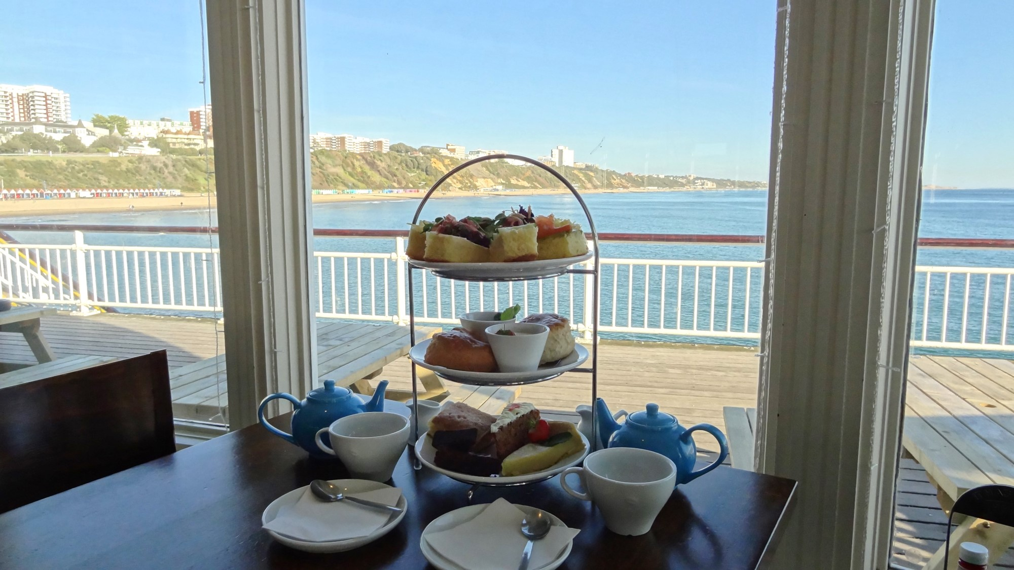 Afternoon Tea - Sunny Day