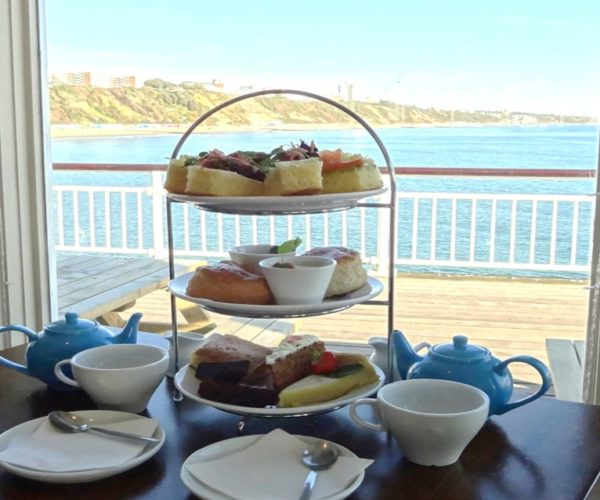 Afternoon Tea at Key West