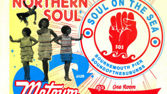 Northern Soul music event Bournemouth